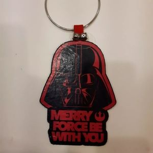 Star wars christmas ornaments Darth …